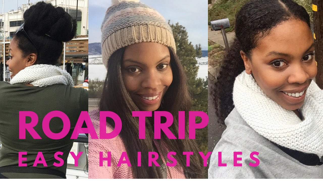 How To Style Curly Hair While Traveling Curlynikki