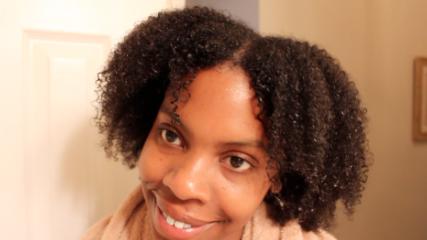 How To Make Thick Natural Hair Lay Down